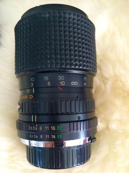 Lente Tokina 35-105mm 1:3.5-4.3 Minolta Mount