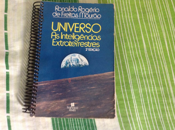 Universo - As Inteligências Extraterrestres - Raríssimo!