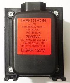Auto Transformador 2000va 110v 220v