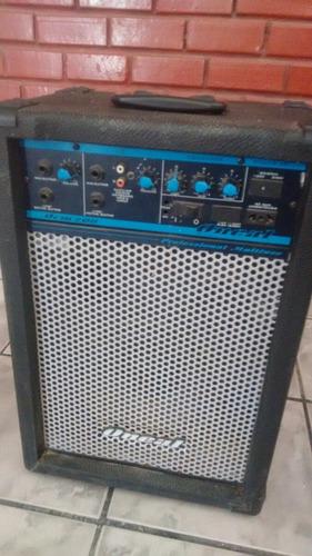 Imagem 1 de 2 de Caixa De Som Amplificador