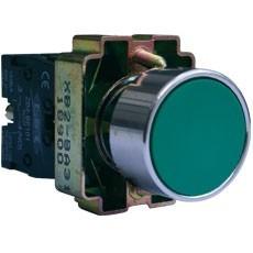 Pulsador Verde Chint Na 22mm