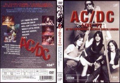 Ac/dc - Live `77 At The Hippodrome Golders Green - E