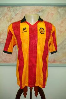Camisa Futebol Mechelen Belgica Lotto Antiga 611