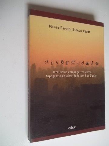 * Divercidade - Maura Pardini Bicudo Veras - Livro