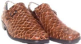 b4b3edc325 Sapato Mocassim Bicolor Couro Legítimo Direto Da Fábrica - Sapatos ...