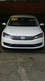 Volkswagen Passat Recién Importado, Asientos En Ledher, Radi