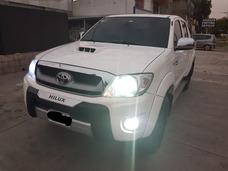 Toyota Hilux 3.0 Tdi C/d 4x2 Srv Cuero 2011 (163cv)