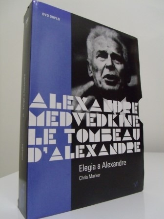 Box Elegia A Alexandre ( Duplo) - Chris Marker - Original