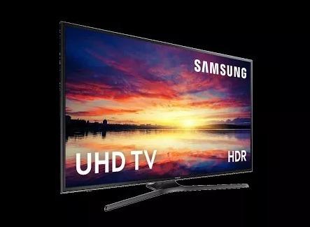 Tv Led Samsung Uhd 40'' Un40ku6000 Smart Tizen 40ku6000