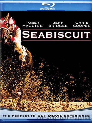Imagen 1 de 3 de Blu-ray Seabiscuit / Alma De Heroes