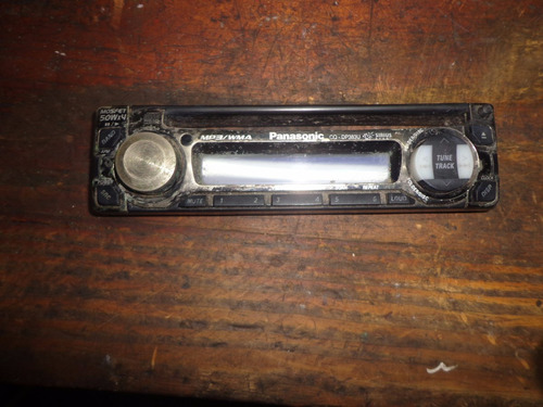Vendo Caratula De Radio Panasonic, Modelo Cq-dp383u  De Cd