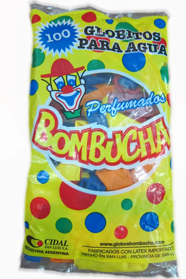 3000 Bombitas De Agua Bombucha - Muy Barata La Golosineria