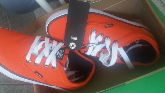 Sapato Traseira De Couro Unissex
