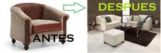 Tapizado De Muebles,variedad De Acabados,duco,laca 934472540