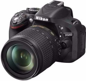 Nikon D5200 + Lente 18-105mm
