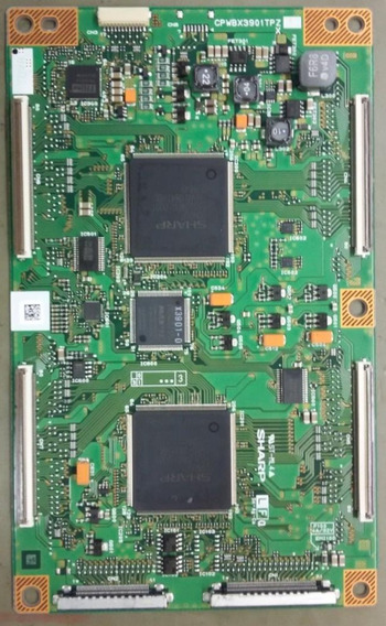Placa T-con Philips Cp Wbx3901tpz