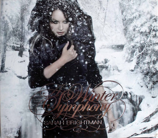 Sarah Brightman - A Winter Symphony - Dvd+cdpromo Digipack