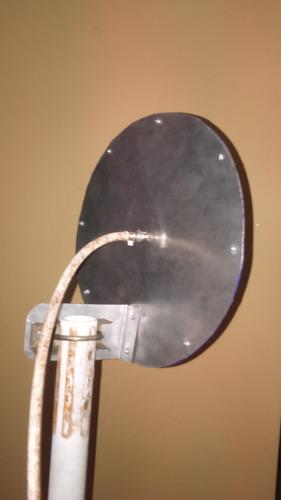 Antena Rural Quadriband Para Celular Todas As Operadoras