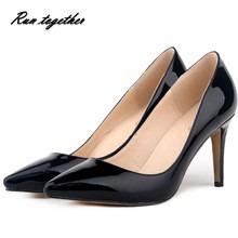 Sapatos Importado De Salto Alto Primavera Verão
