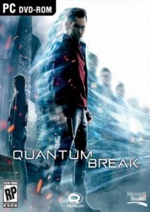 Quantum Break Em Portugues ( Mídia Física ) Pc - Dvd