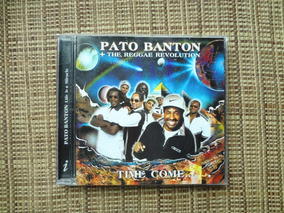 Cd Pato Banton - Life Is A Miracle