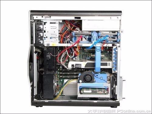 Servidor Workstation Dell T 7500 2 X Xeon 5560 24g Hd 1 Tera