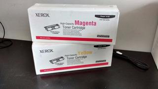 Toner Xerox 6120 Magenta Original