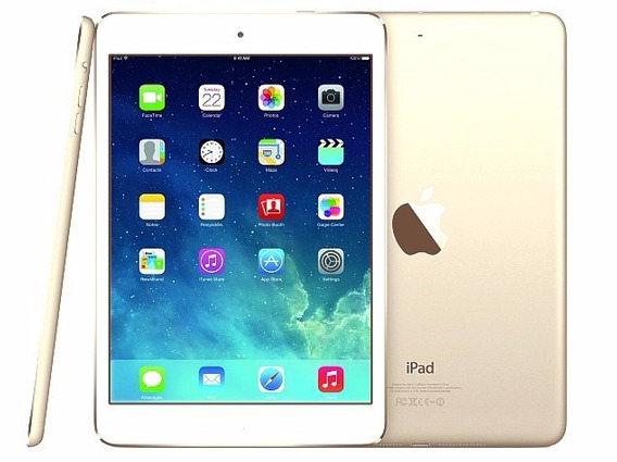 iPad Air 2 32gb Wi-fi Dourado Seminovo Garantia E Nf