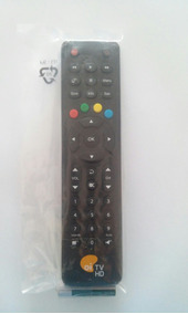 Controle Remoto Original Do Receptor Oi Tv Hd