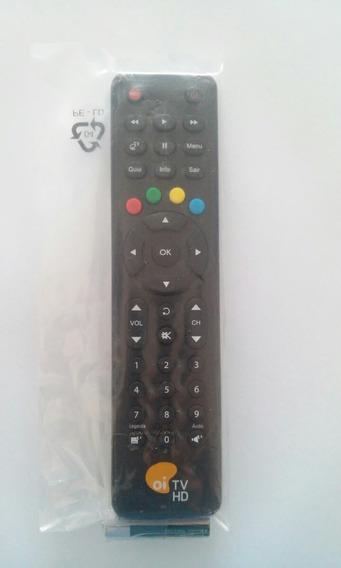 Controle Remoto Original Do Receptor Oi Tv Hd