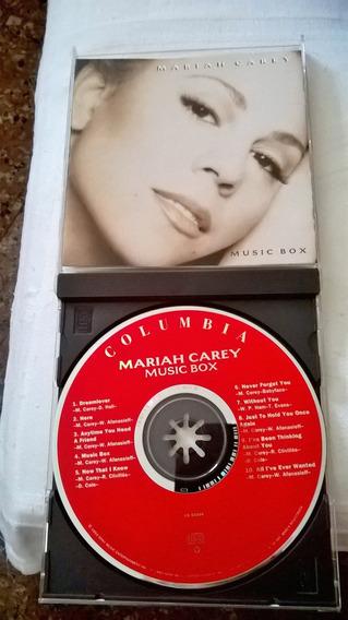Mariah Carey - Cd Music Box ( Made In Usa)