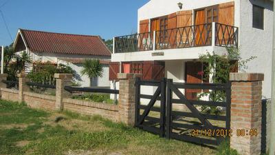 Dueña Alquila Casa En Aguas Dulces, Achiras Y Palafitos