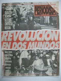 Lote 9 Revistas El Periodista De Colección (ver Fotos)