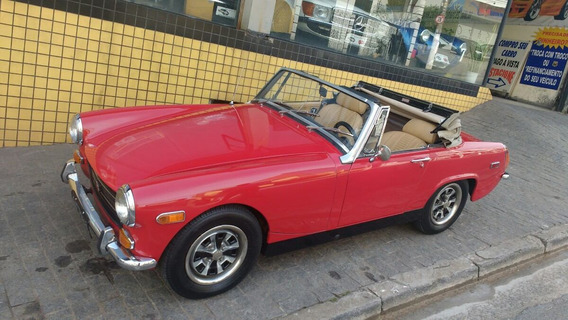 Mg Midget Spider Mini Conversível Alfa Bmw Mercedes Mp Lafer