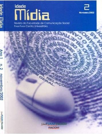 Revista Idade Mídia -nº 2 - Funifiam / Faam - 2002