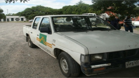 Pick Up Nissan Pick-up Doble Cabina,1998 En Cordoba
