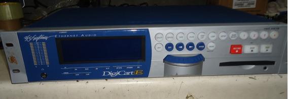 360 Systems Digicart-e E-3000 Gravador Audio Ethernet
