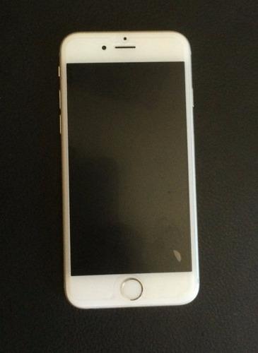 Imagem 1 de 2 de iPhone 6 128gb  4g / Lte Gold