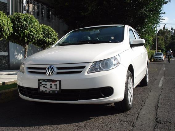 Volkswagen Gol 2010 Trendline Sedan 5vel Aa Mt