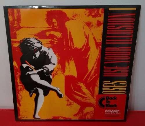 Guns N Roses - Use Your Illusion I - Lp Vinyl - U