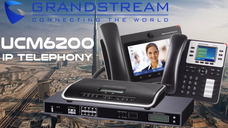 Centrales Telefonicas I.p Panasonic Y Grand Stream Ucm 6200