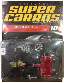 Coleção Super Carros Inesquecíveis Volume 18