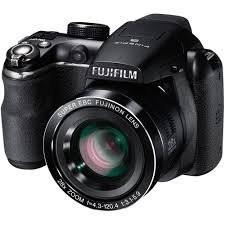 Câmera Digital Fujifilm 14mp Zoom 28x Filma Hd Frete Gratis
