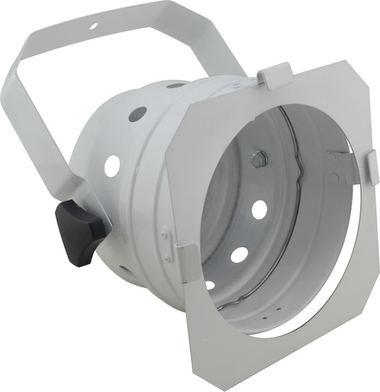 Refletor Par 56 Curto Branco Para Lampada Par 56 300w Pro Nf