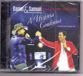 Daniel & Samuel - A História Continua - Cd Gospel