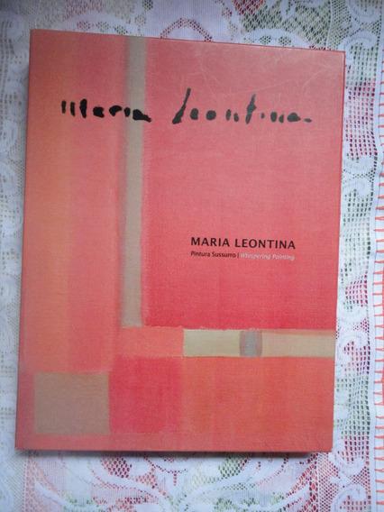 Maria Leontina: Pintura Sussuro