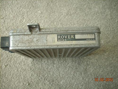 Computadora Ecu Rover 214sli 414i 414si Mkc103020 Negro