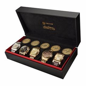 Relógios Capitães Da Taça Edição Limitada Numerada Technos