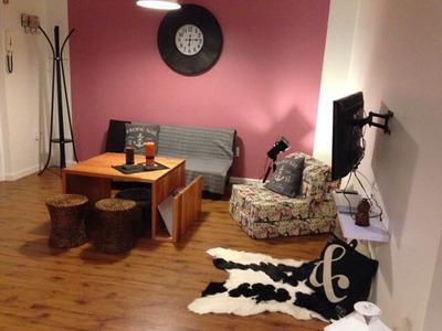 Apartamento De Diseño En Alquiler Temporario En Centro