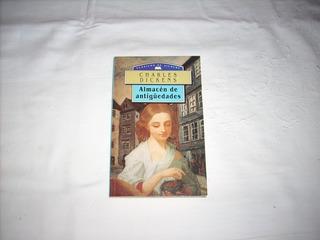 Libro Almacen De Antiguedades